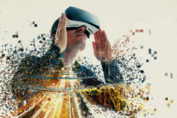 VR Brille Hardware