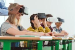 World of VR mit 360 Grad VR Lösung auf dem DED