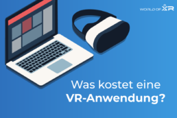 Was kostet eine VR-Anwendung