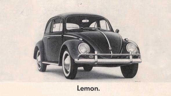 VW-Schrottkarre