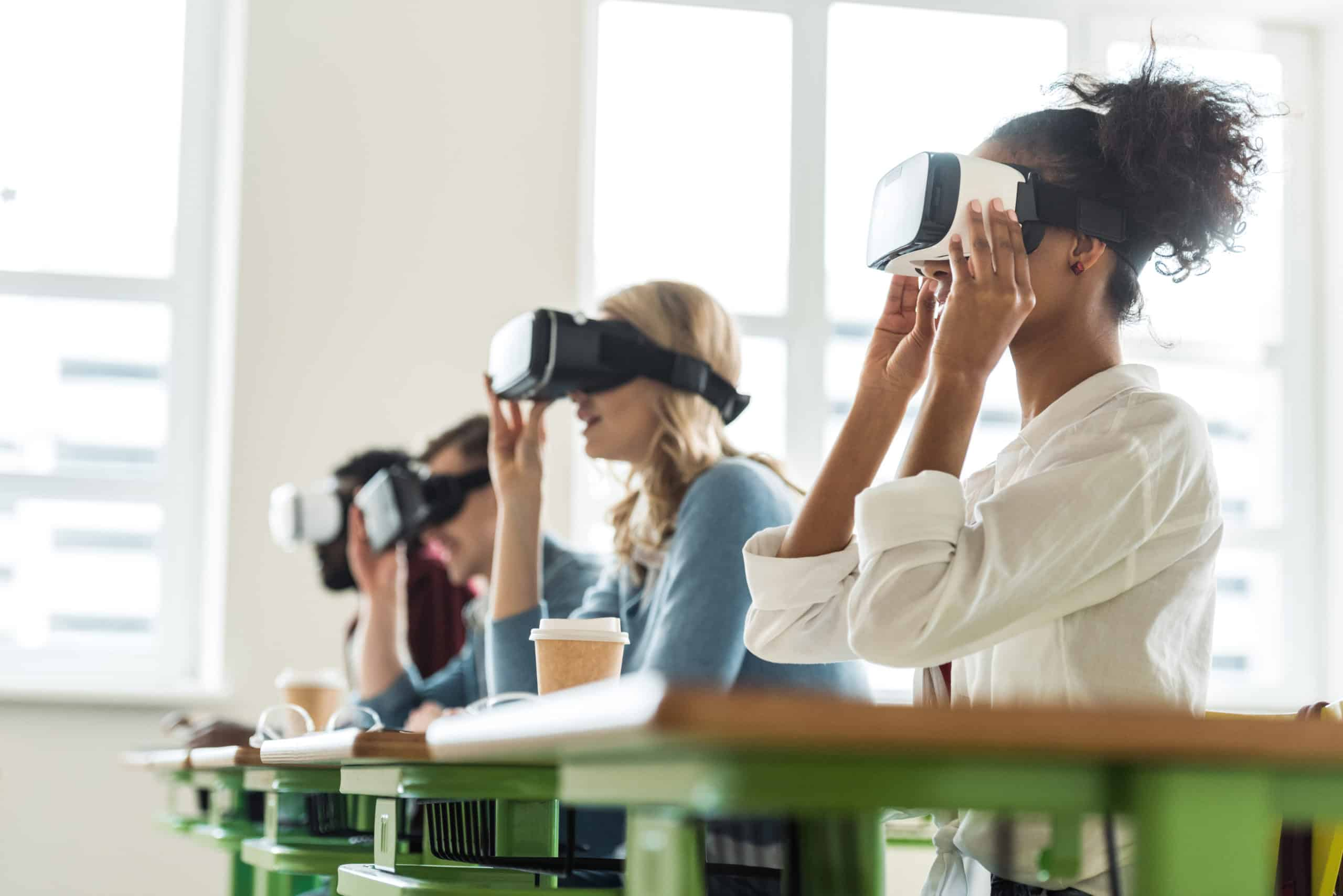 VR-Schulung