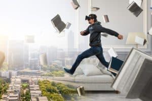 Latenz bei VR